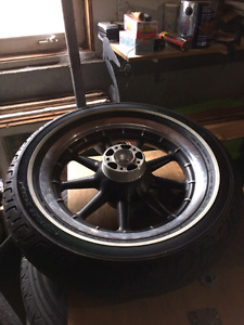Factory Front Wheel Harley Davidson