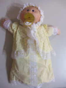 1985 Cabbage Patch Kids Preemie Doll with birth certificate