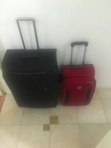 luggage, 2 for 1