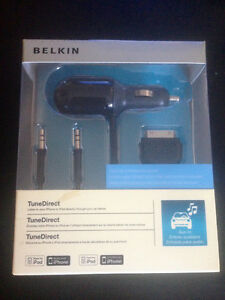 Belkin Car Stereo Aux-In for iPhone or iPod