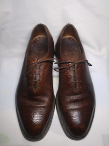 Dack's Leather shoes Men's 10/10.5US