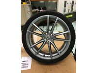 Genuine Golf R Pretoria Alloy Wheel 19'' with tyre.