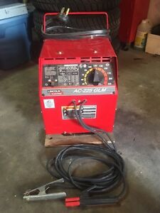 Brand New Lincoln Electric AC Stick Welder