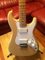 Tres rare fender ( bullet h2 )made USA