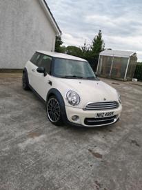 2010 Mini One D