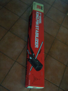 Brand New Camco King Pin Fifth Wheel Tripod Stabilizer