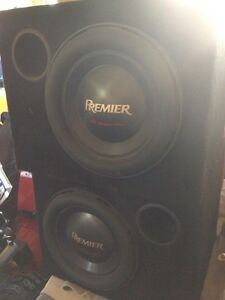 High end car Audio ..It must all go!!