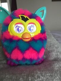 Furby Boom interactive toy toys