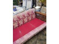 Antique chair & sofa