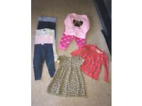 9-12 months girls clothes mainly all next