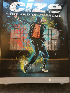 Beachbody Cize Exercise Using Dance with Shaun T - NEW