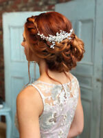 Party/bridal hair and makeup artist; services from $45