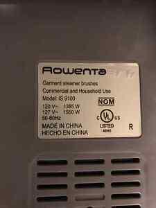 Rowenta IS 9100 Steamer Québec City Québec image 3