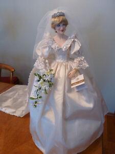 Princess Diana Bride