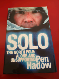 Pen Hadow signed 1st edition