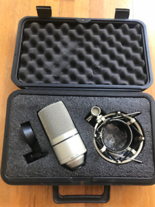 Professional microphone - perfect for podcasters