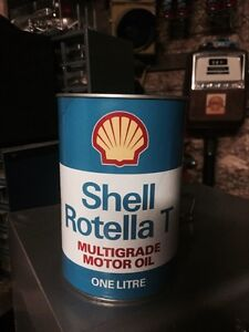 Sealed empty shell can