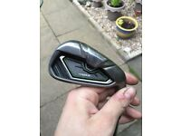 Taylormade rbz irons 6-w and driver £120