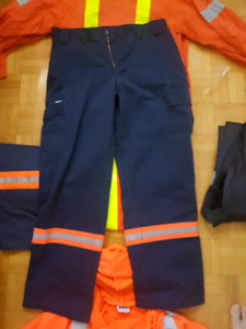 HI-VIS Construction Clothing -New and Used