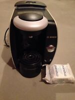 Preowned Bosch Tassimo Coffee Machine + Extras (PRICE REDUCED!)
