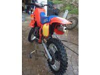 HONDA CR250 1984