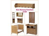Ikea Nursery Furniture