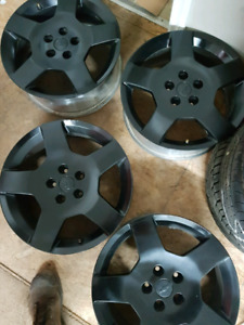 OEM gm mags 17x7  5x110