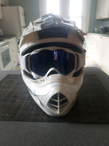 509 snowmobiling signed by Chris Burandt