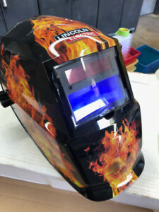 NEW WELDING MASK LINCOLN ELECTRIC