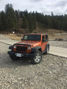 2011 Jeep Wrangler Rubicon Coupe (2 door)