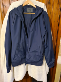 Mens Blue Coat, size small