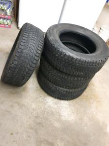 FIRESTONE WINTERFORCE winter tire