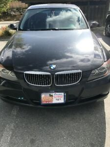 BMW 330i 2006 SEDAN SAPPHIRE BLACK W/ SPORTS PACKAGE & EXTRAS