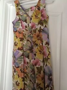Joe Fresh Floral Dress Kawartha Lakes Peterborough Area image 2