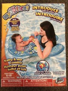 Baby & Me Activity Water Toy