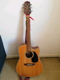 Takamine EG530SSC acoustic electrified guitar
