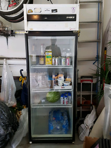 Fridge for depaneur or restaurant