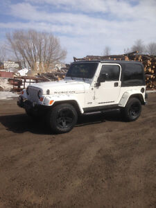 JEEP TJ RUBICON 2004