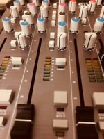 Mixing Services. HIgh end Gear SSL Console, and Acustica Audio