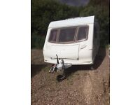 2002 swift fixed end bed