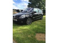Renault Clio 182 sport cup pack 2 owners from new