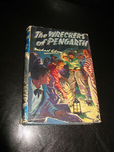 THE WRECKERS of PENGARTH - 1940's PIRATE STORY