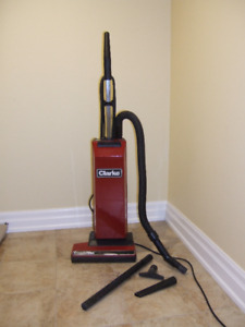 Clarke commercial Upright Vacuum