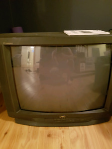 JVC tube TV - Hardly been used since new