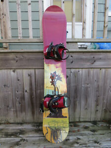 NEW Women's 5150 Board and Bindings