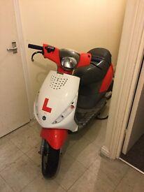 Piaggio zip 100cc 4stoke sold