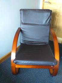 Jysk tune armchair