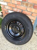 (ONLY ONE TIRE )Brand New With Rims 215/65r/16 NEVER USED