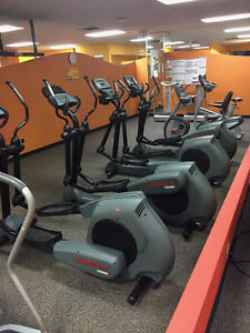 LIFEFITNESS Elliptical 95Xi exercise machine