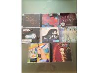 CD Albums Mixed